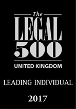 Legel 500 Barrister